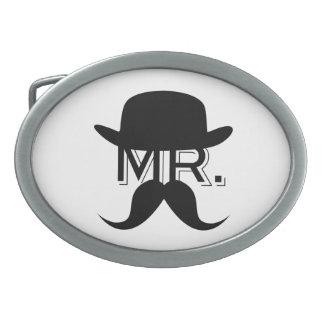 Mr. Loves Pointless Belt Buckle