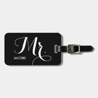 Mr. Luggage Tag
