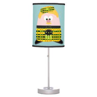 Mr Mac Haggis Table Lamp