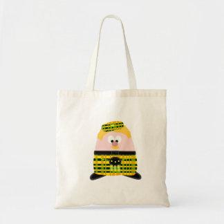 Mr Mac Haggis Tote Bag