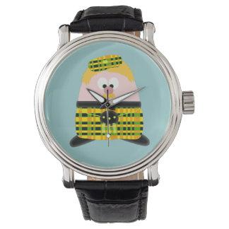 Mr Mac Haggis Watch