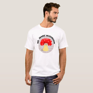 Mr. Magic Mushroom T-Shirt