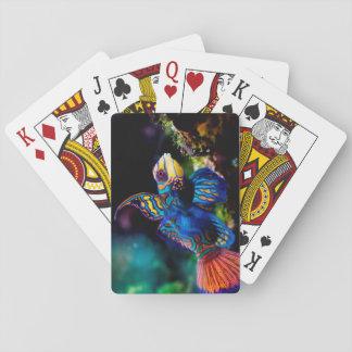 Mr. Mandarin Poker Deck