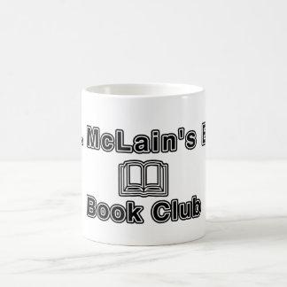 Mr. McLain ESL Book Club Coffee Mug