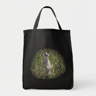 Mr Meerkat Tote Bag