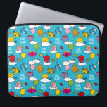 "Mr Men &amp; Little Miss | Birds &amp; Balloons In The Sky Laptop Sleeve<br><div class=""desc"">If you are having a difficult time choosing a single Little Miss character to place on a Zazzle product you are in luck! This great design features a number of the Roger Hargreaves created characters.</div>"