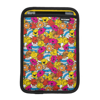 Mr Men & Little Miss | Bright Smiling Faces Sleeve For iPad Mini