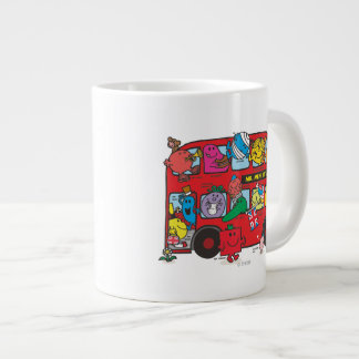 Mr. Men & Little Miss Crowded Bus Giant Coffee Mug