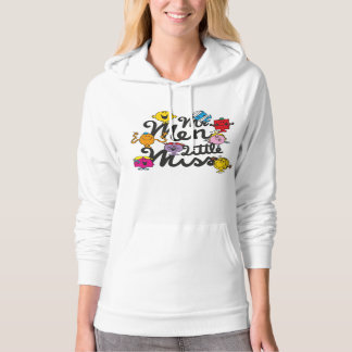 Mr. Men Little Miss | Group Logo Hoodie