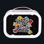 "Mr. Men Little Miss   Group Logo Lunch Box<br><div class=""desc"">Mr. Men and Little Miss in a cute combined logo.</div>"