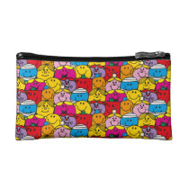 Mr Men & Little Miss | In A Crowd Pattern Makeup Bag