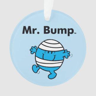 Mr. Men   Mr. Bump is a Clutz Ornament