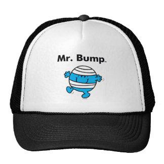 Mr. Men   Mr. Bump is a Clutz Trucker Hat