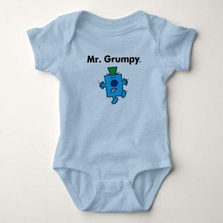 Mr. Men   Mr. Grumpy is a Grump Baby Bodysuit