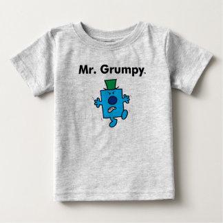 Mr. Men | Mr. Grumpy is a Grump Baby T-Shirt
