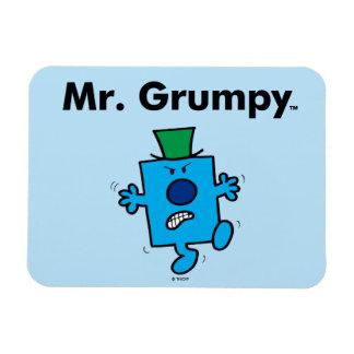 Mr. Men   Mr. Grumpy is a Grump Magnet