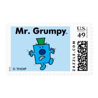 Mr. Men   Mr. Grumpy is a Grump Postage