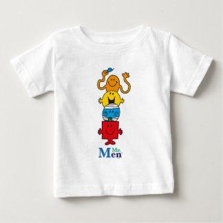 Mr. Men | Mr. Men Standing Tall Baby T-Shirt