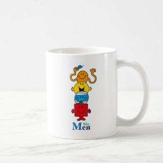 Mr. Men | Mr. Men Standing Tall Coffee Mug