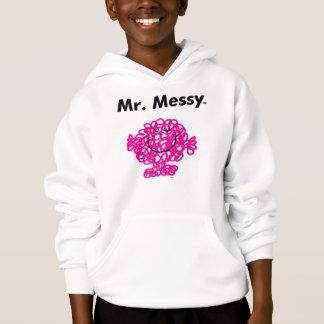 Mr. Men | Mr. Messy Is Cute, But Messy Hoodie