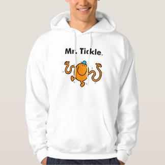 Mr. Men | Mr. Tickle Will Tickle Hoodie