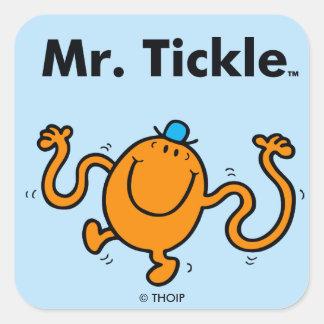 Mr Tickle Stickers Zazzle - Mr tickle birthday cake