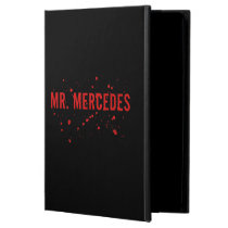 Mr. Mercedes Logo iPad Air Cover