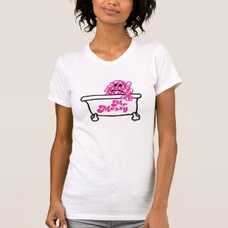 Mr. Messy | Bathtub Logo T-Shirt
