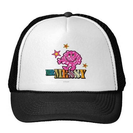 Mr Messy Stars Hat