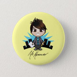"""""""Mr. Metropolitan"""" Button"""