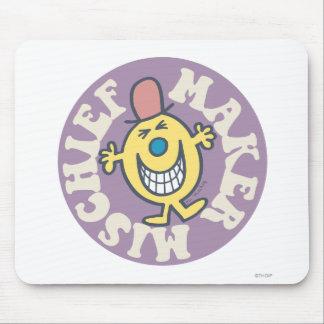 Mr. Mischief | Mischief Maker Mouse Pad