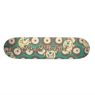 Mr. Mischief | Mischief Maker Skate Board Decks