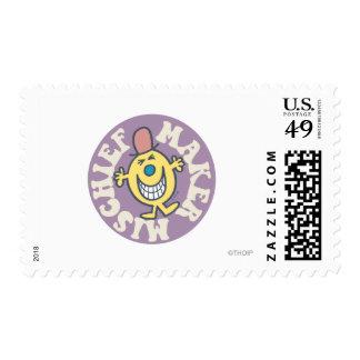 Mr. Mischief | Mischief Maker Stamp