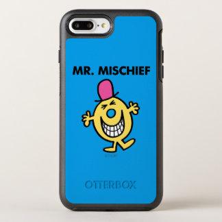 Mr. Mischief   Smiling Gleefully OtterBox Symmetry iPhone 7 Plus Case