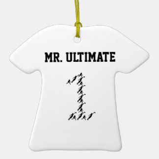 Mr./Miss Ultimate Christmas Ornaments