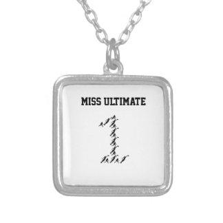 Mr./Miss Ultimate Custom Jewelry
