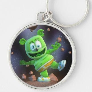 Mr. Mister Gummibär Asteroid Keychain