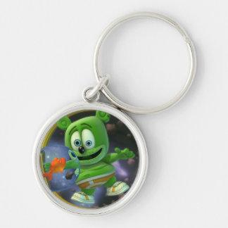 Mr. Mister Gummibär Round Keychain