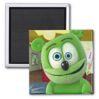 Mr. Mister Gummibär Webcam Magnet