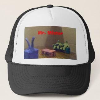Mr. Mister Trucker Hat