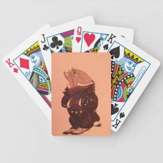 Mr Mole Playing Cards