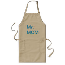 Mr. Mom Apron
