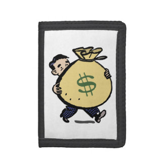 Mr. Money Bags Wallet