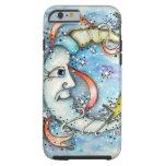 Mr Moon Design iPhone 6 Case