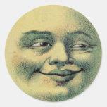 Mr. Moon - Sticker