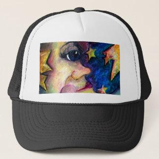 Mr. Moony Trucker Hat