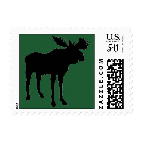 Mr. Moose Postage