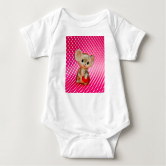 Mr. Mouse Baby Bodysuit