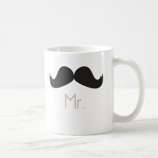 Mr. Moustache  Mug