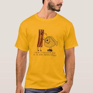 Mr. & Mrs. Bacon'nEggs T-Shirt